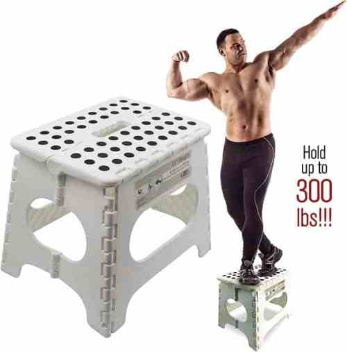 Super Strong Folding Step Stool