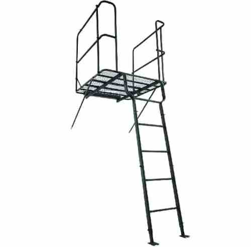 SHADOW HUNTER Adjustable Ladder
