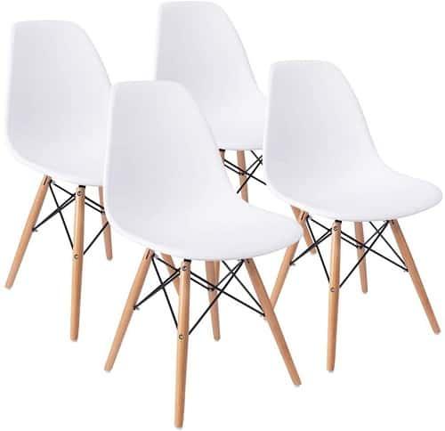 Furmax Pre-Assembled Kitchen Chair Set
