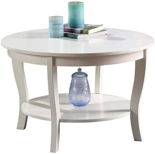 American Round Coffee Table