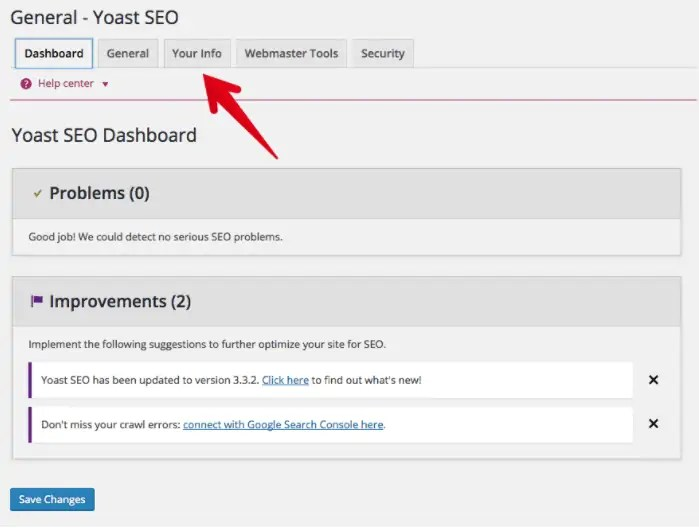 How to install Yoast SEO - How to start a mom blog