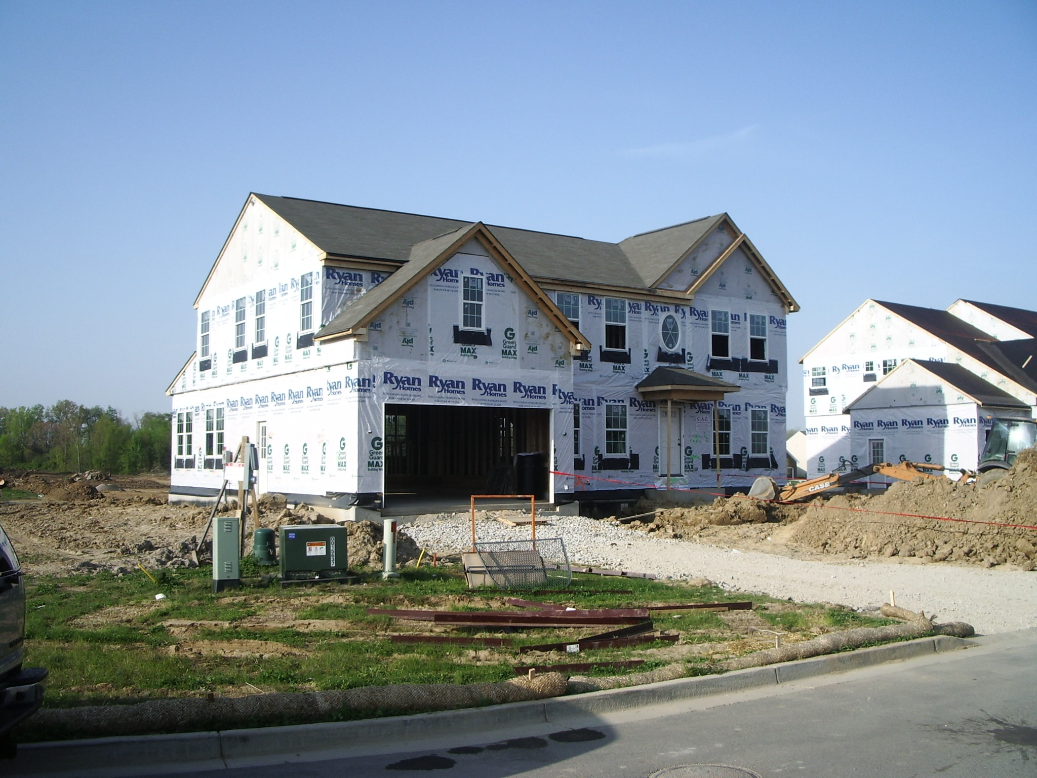 New Construction Buyer 39 S Inspection Service