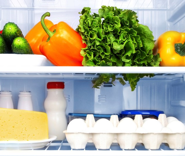 How To Organize Your Fridge To Keep Food Fresher Longer And Cut Your Energy Bill Greatist