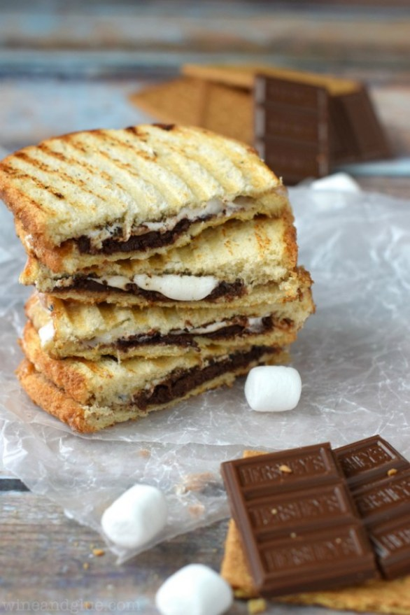 S'mores Panini