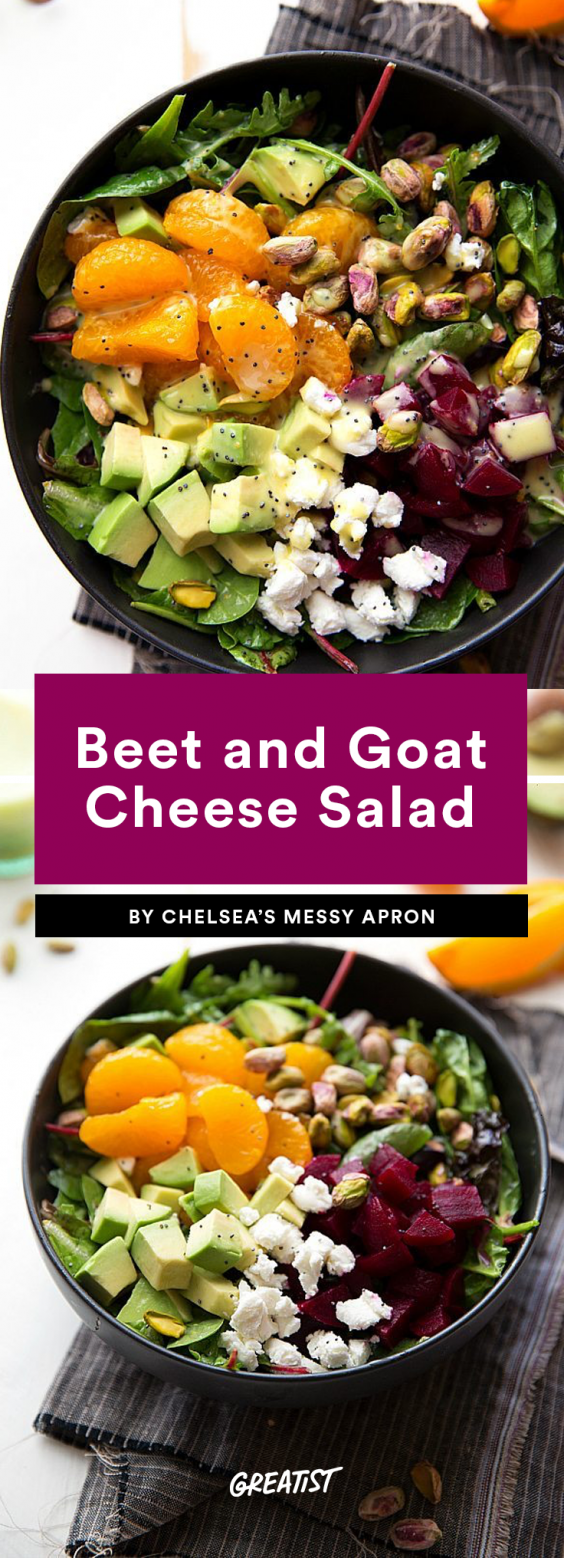 Chelsea's Messy Apron_ Beet and Goat Cheese Salad
