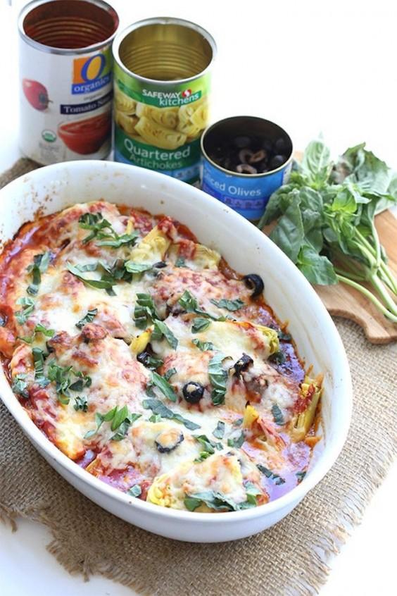 Easy Mediterranean Chicken Bake Recipe
