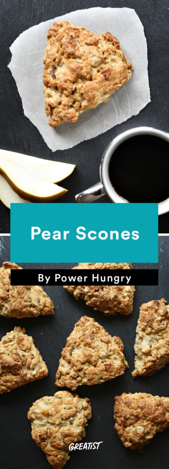 Pear Scones