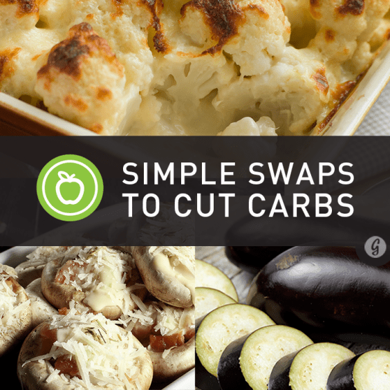 Simple Swaps for Lower Carbs