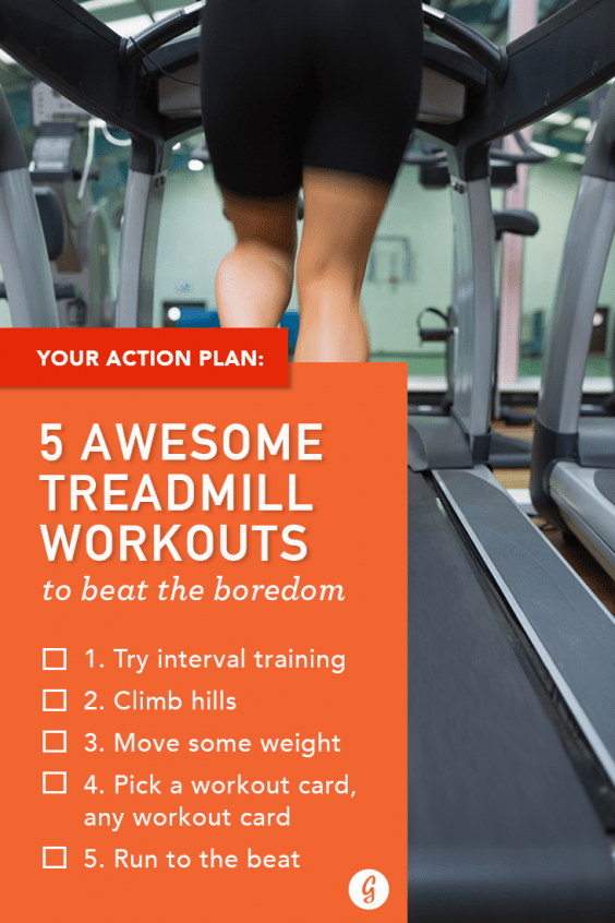 5 Awesome Workouts To End Treadmill Boredom Greatis