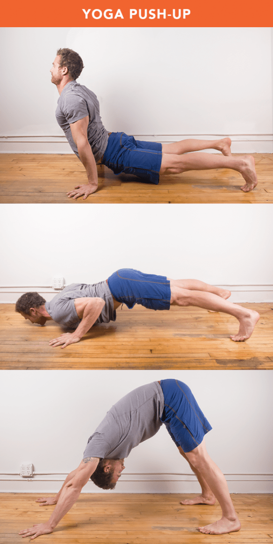 Yoga Push-Up