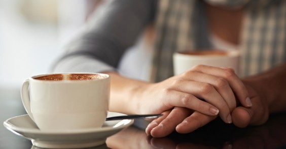 Ask your friend crush on a coffee date.