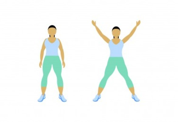 7-Minute Workout: Jumping Jack