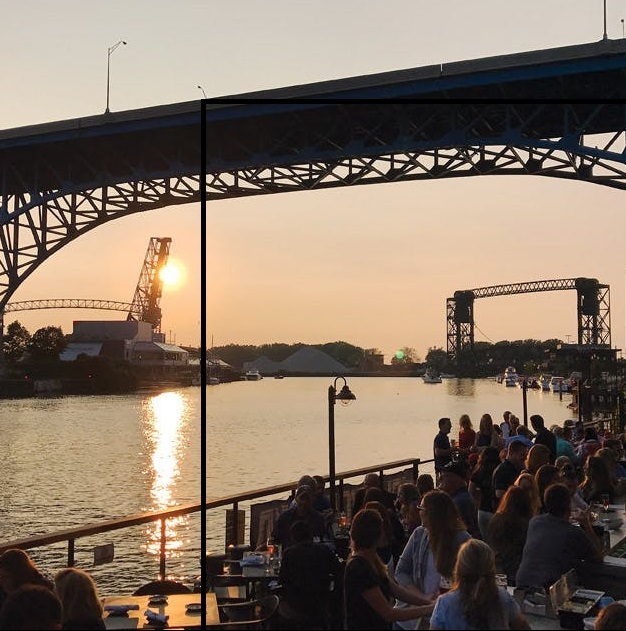 Lake Erie Dinner Cruise at Collision Bend Brewery in Cleveland