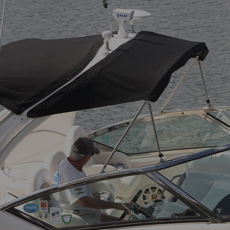 Boat Canvas Original Factory Replacement Covers Great