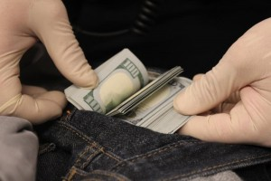 Customs Seizes $39k from Nicaraguan Traveler