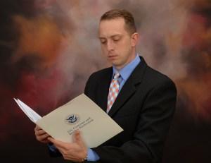 Jason P Wapiennik of Great Lakes Customs Law, Customs Lawyer