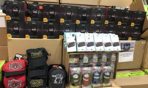 Counterfeit Goods Seized by CBP Detroit