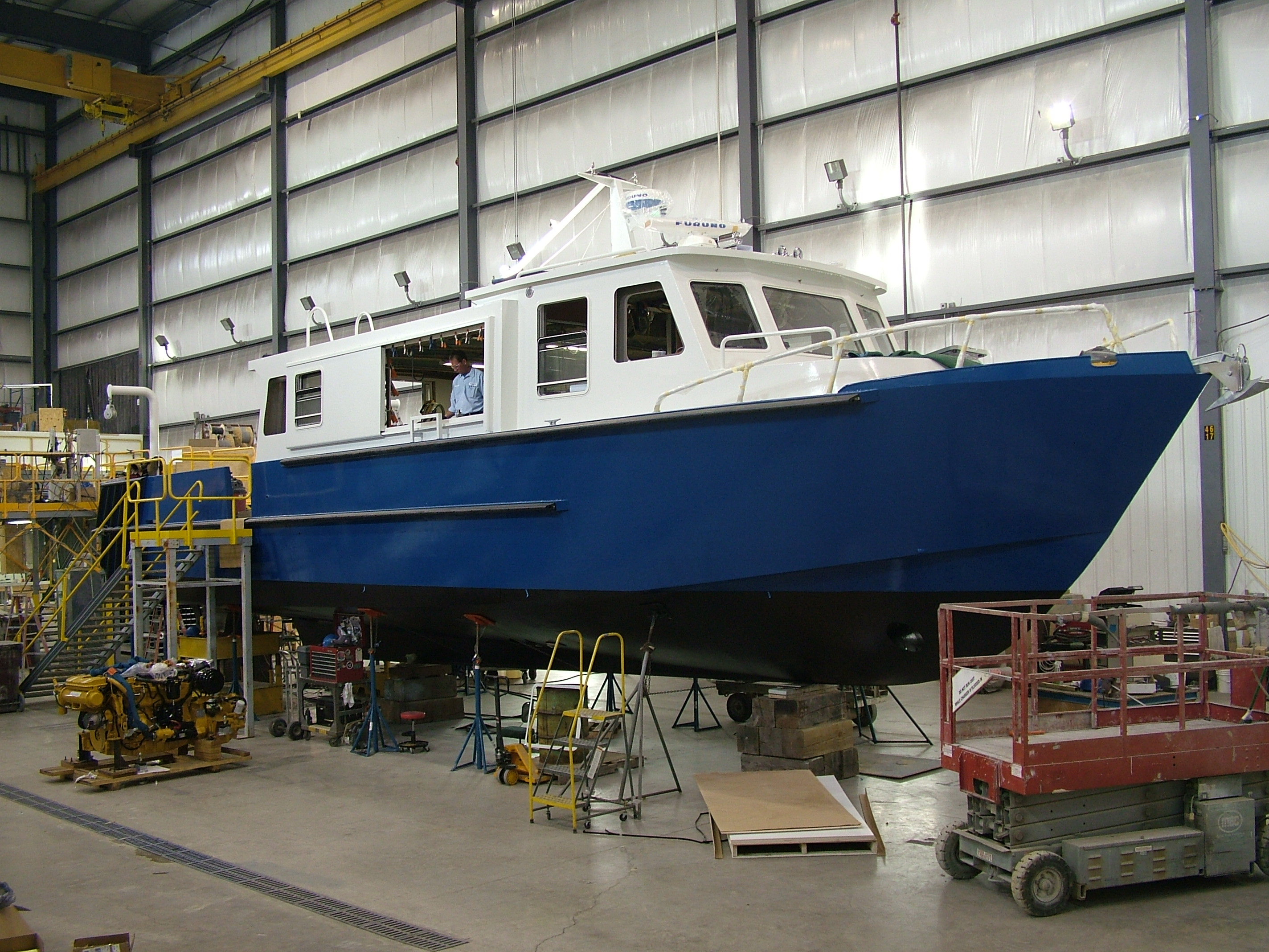 Coregonus Replaces Oldest Great Lakes Research Vessel