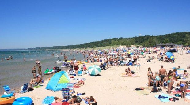 Best Beach Towns in Michigan