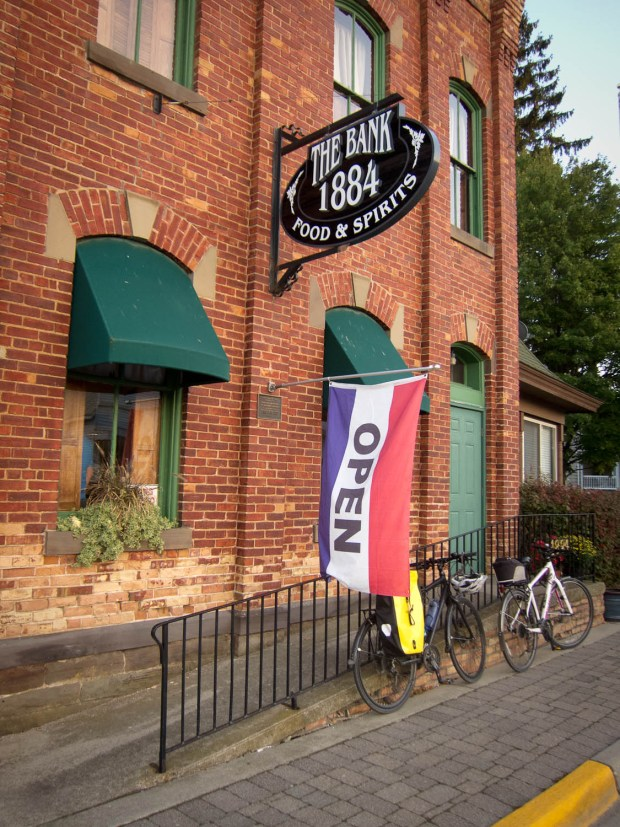 Tip of the Thumb Bike Tour