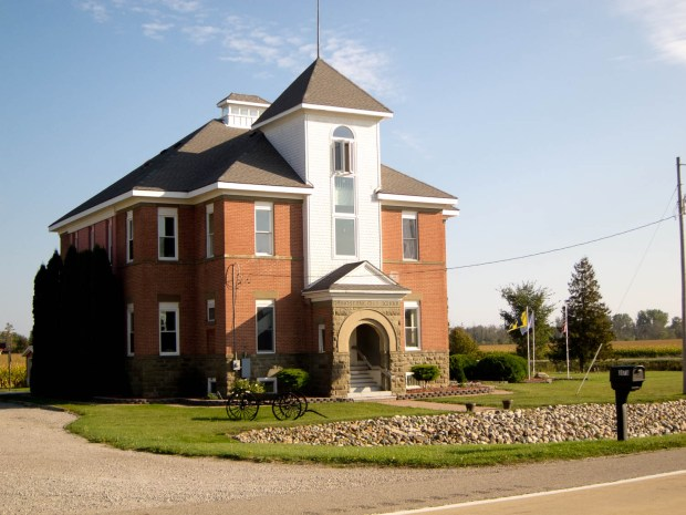 Grindestone City School
