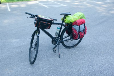 What You Need For Bike Touring