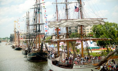 Tall Ship Celebration - Bay City