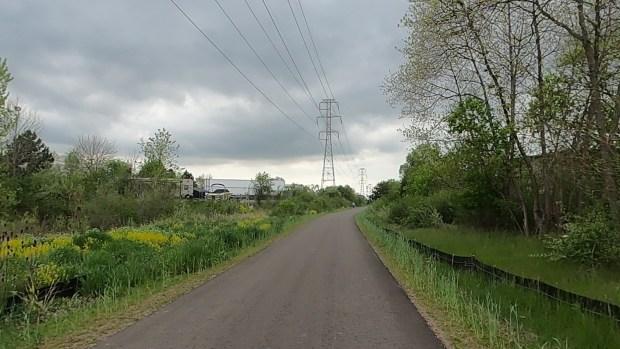 Michigan Air Line Trail