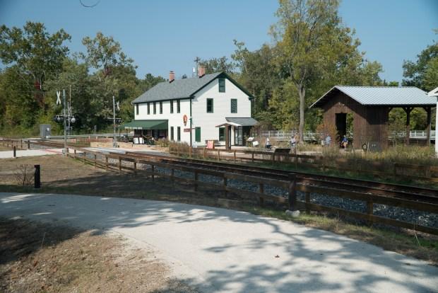 Boston Mill Visitor Center