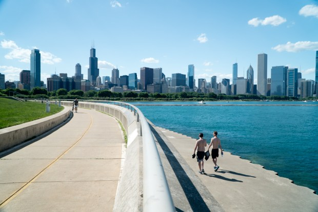 Chicago's Lakefront Trail