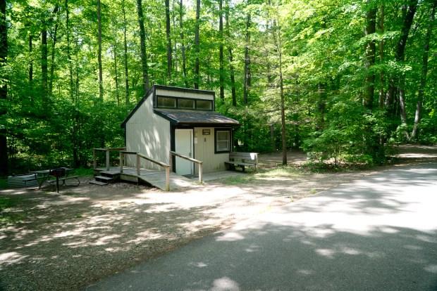 Mini-cabin in Warren Dunes