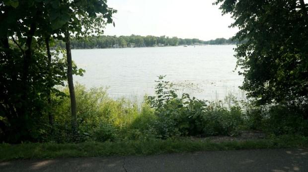 Zukey Lake view