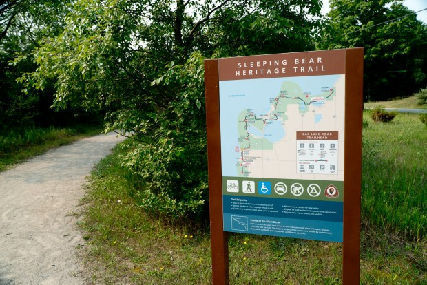 Sleeping Bear Heritage Trail