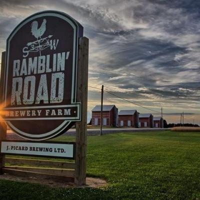 Rambling Road Brewery