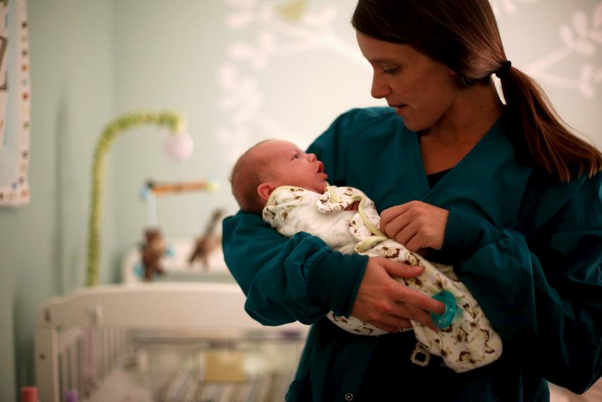 More and More Babies are Born Drug Addicts in West Virginia