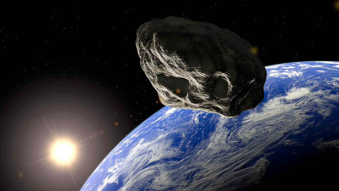 Another Giant Asteroid, 2015/FP118, Will Whizz By Earth This