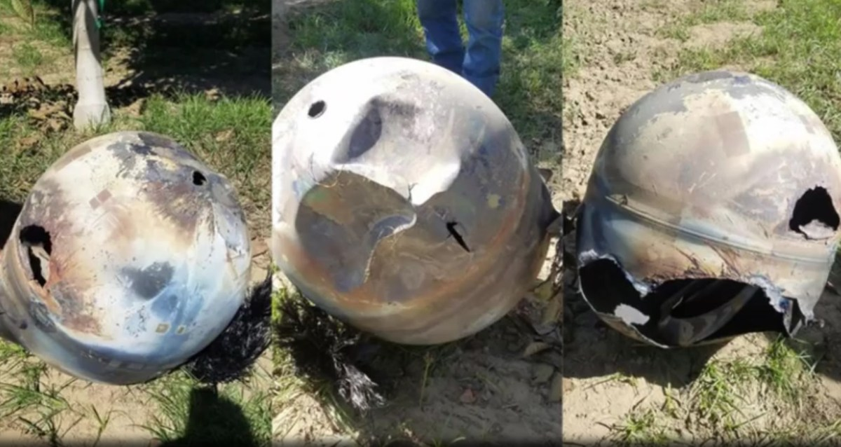 Space Junk Crashes in Hanford, California, And It Just Got Identified