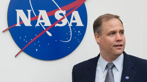 NASA Administrator Jim Bridenstine Hopes Canada Will Sustain NASA In A Future Moon Mission