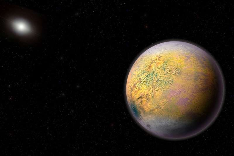 The Goblin Planet may Resolve the Dilemma of Planet 9