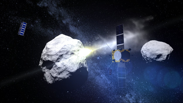An asteroid will hit Earth and we'll have no defence: Musk