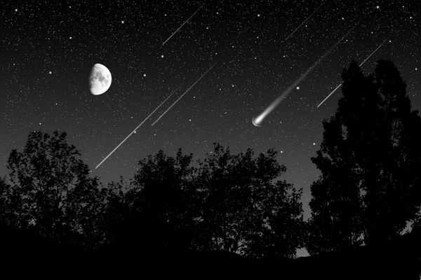 'Best meteor shower of the year' set to light up night skies