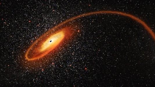 mid-sized black hole