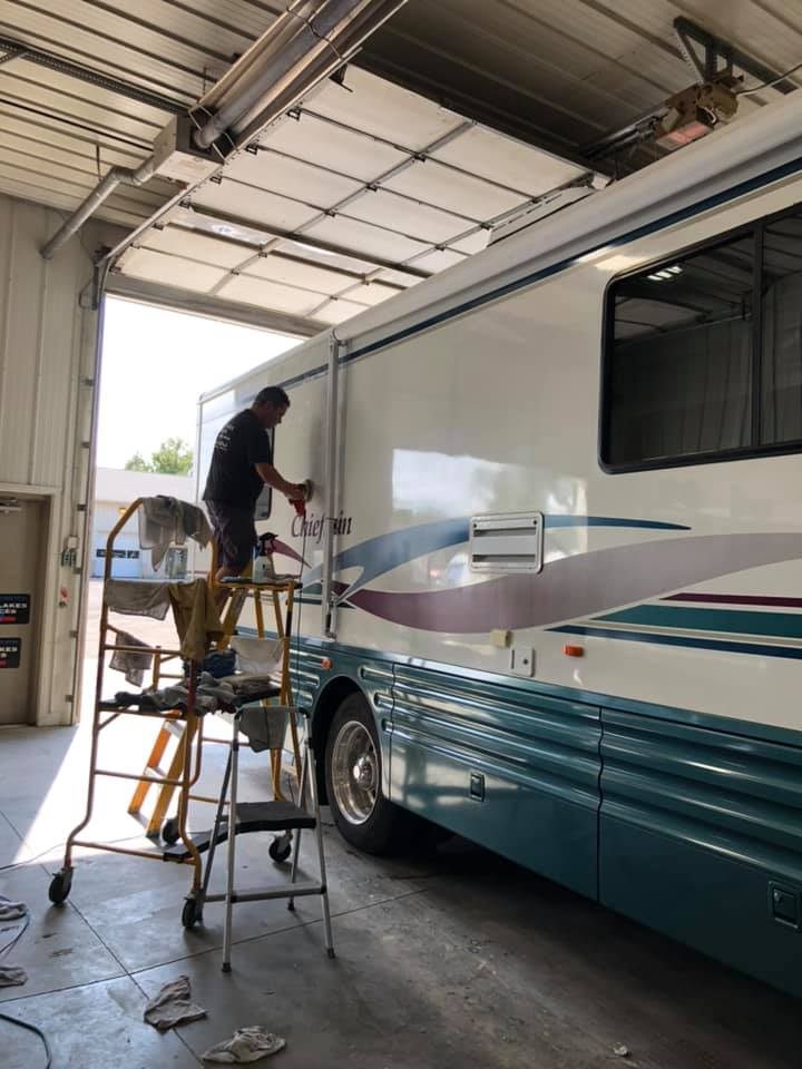 auto, boat and rv detailing
