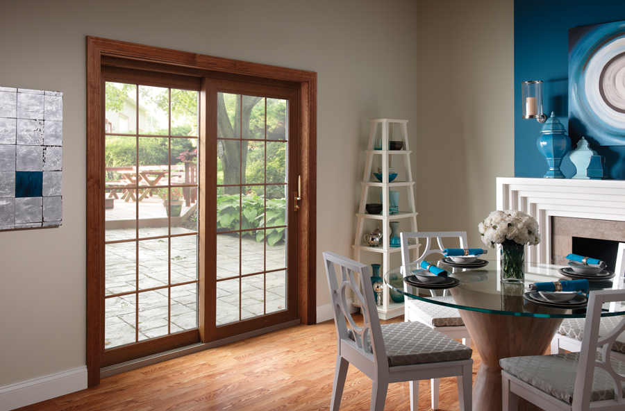 why choose sliding patio doors over