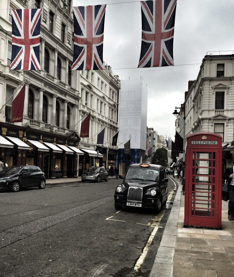 Old Bond St, London