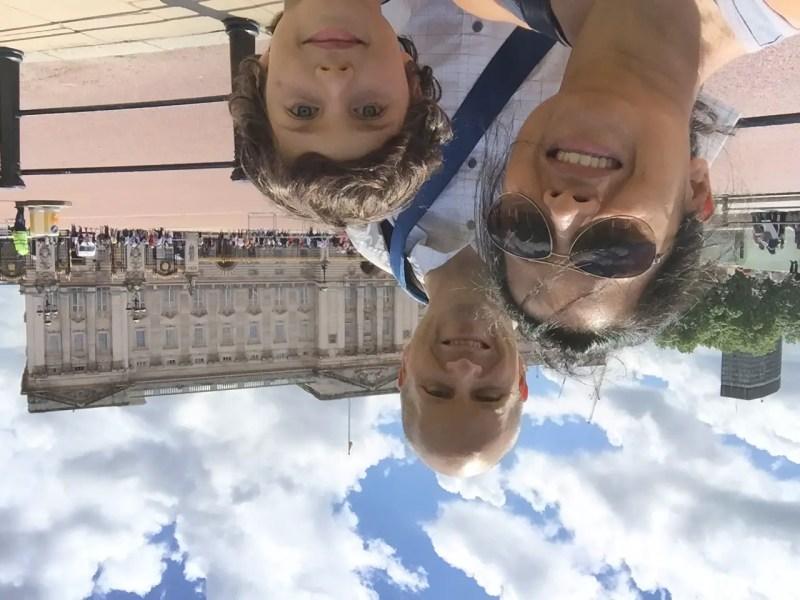 Buckingham Palace Selfie ;-)