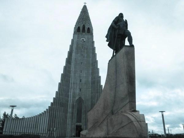 Church - Reykjavik, Iceland