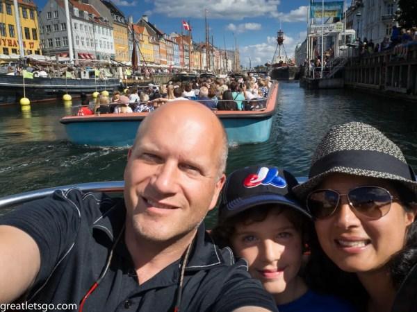 The real Copenhagen, Denmark - Bruce, Kasm & Baharak