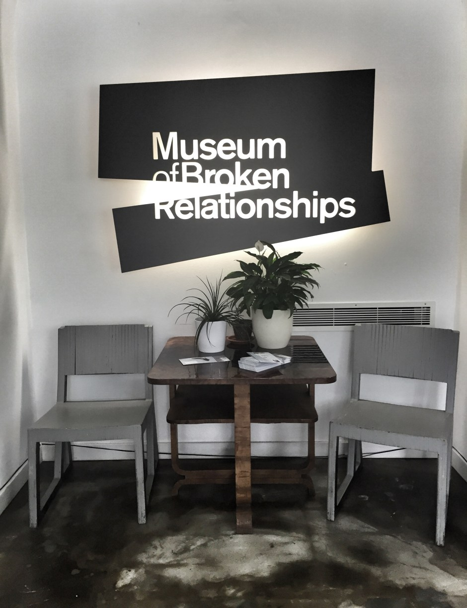 Museum of Broken Relationships - Zagreb, Croatia