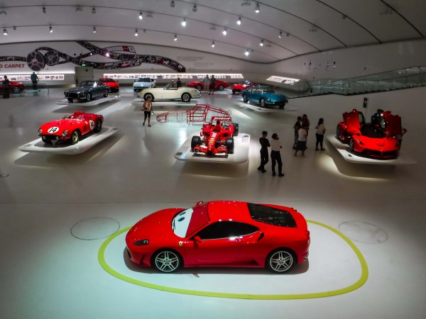 The Ferrari Museum